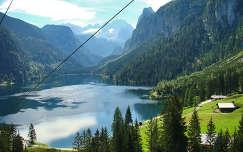 Ausztria, Gosau-see