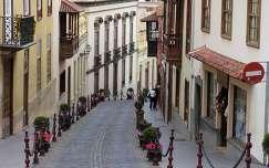 La Orotava utcája