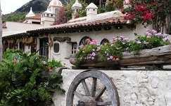 Udvarház, Spanyolország