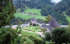 Ausztria, Verfeni várból a kilátás