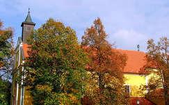 templom,ősz