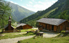 Osztrák Alpok, Grossglochner déli oldala
