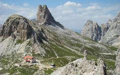Olasz dolomitok