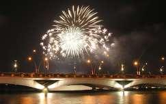 híd szingapúr éjszakai képek tüzijáték