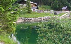 Gosau tó, Ausztria