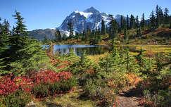 Mount Backer, USA
