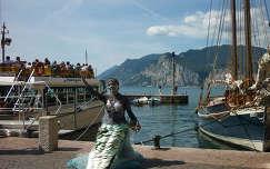 Olaszország, Garda-tó, Malcesine,