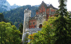 Németország - Neuschwanstein kastély