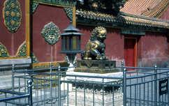 Tiltott város, Peking, Kína