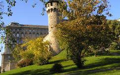 Budapest ,Budai vár, Buzogány torony
