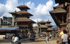 Királyi rész, Patan, Katmandu