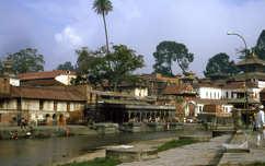 A Bagmati folyó partján, Pasupatinath