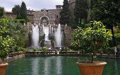 Olaszország Tivoli Villa d' Este