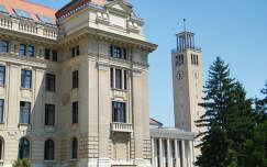Egyetem, Debrecen
