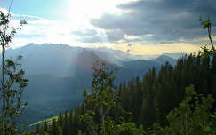 osztrák Alpok
