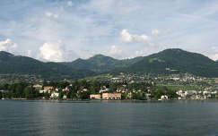 Genfi-tó partja