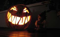 éjszakai képek halloween