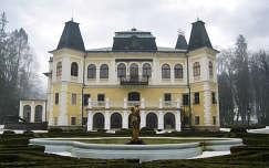 Szlovákia - betléri kastély
