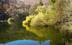 Szalajka-völgyi pisztrángos tó