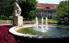 Berzsenyi park, Kaposvár