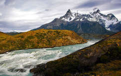 Torres del Paine Nemzeti Park, Patagónia