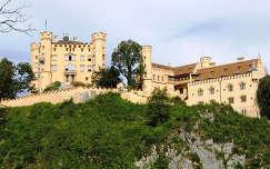 Németország - Hohenschwangaui kastély