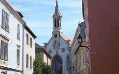 Sopron - Az orsolyiták volt rendháza,temploma és iskolája -   fotó: Kőszály