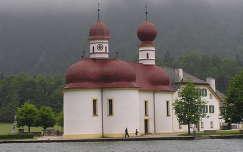 St. Bartholomeo templom, Königsee