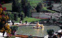 Linderhof palotapark, Németország