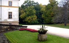 Magyarország, Dég, Festetics-kastély parkja