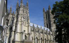 Canterbury apátság  Anglia