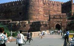 Vörös Erőd kívülről, Új-Delhi