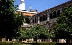 Alcobaca kolostorkert, Portugália