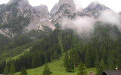 Dachstein a Gosau tótól, Ausztria