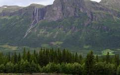 skandinávia hegy norvégia