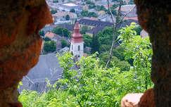 Magyarország, Sümeg, kilátás a várból