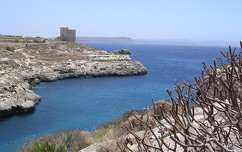 Mgarr ix-Xini torony, Gozo