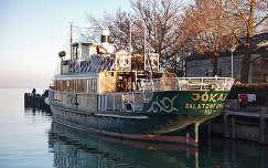 Balatonfüred, hajókikötő