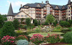Christmas inn in Pigeon Forge(szalloda)  TN   USA