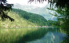 Ausztria - Tirol - Ötz - Pitburger see