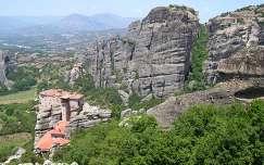Meteorák, Görögország