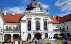Magyarország, Gödöllő, kastély