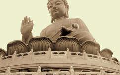 Hongkong, Nagy Buddha szobor