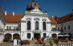 Gödöllői Grassalkovich kastély Erzsébet királyné /Sisi/ kedvenc palotája