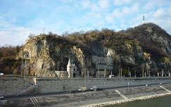 Gellért-hegy, kápolna, szabadság szobor Budapest