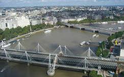 London - Hungerford híd