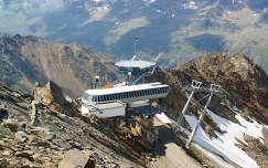 Ausztria - Tirol - Ötztal - Obergurgl - Hochgurgl 3080 m.