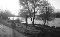 a Tisza-tó tiszafüredi kikötője