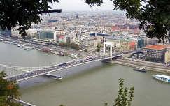 Magyarország, Budapest, Erzsébet-híd