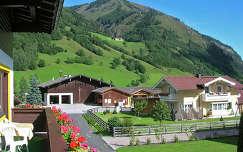 Rauris-Wört üdülőfalu, Salzburgerland, Alpok déli lábainál